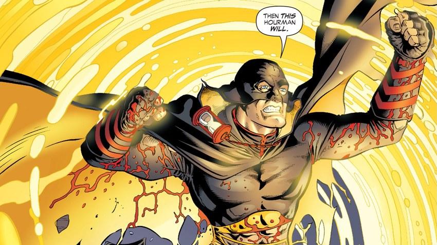 Warner Bros. работает над фильмом о Часовщике - малоизвестном герое комиксов DC