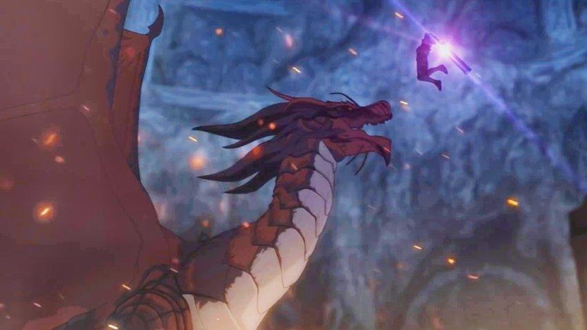 Кровь, волшебство и драконы в полноценном трейлере сериала «DOTA: кровь дракона»
