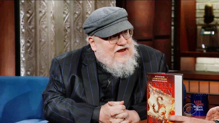 Джордж Мартин подписал пятилетний контракт на производство сериалов для HBO
