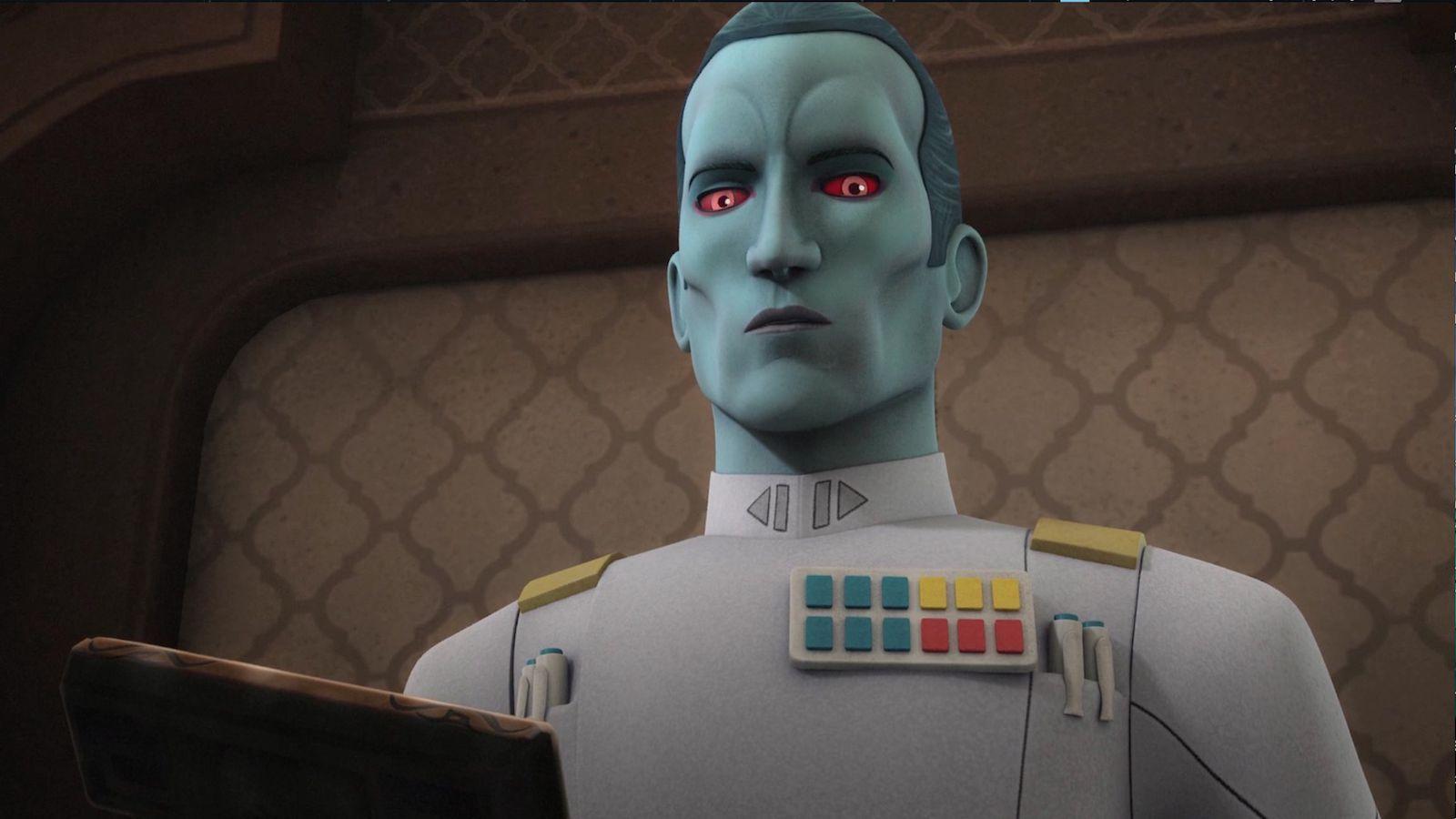 Бенедикт Камбербэтч не планирует играть адмирала Трауна в следующих сезонах «Мандалорца»