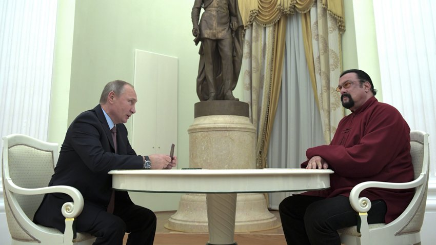 Актеры Голливуда, которые встречались с Путиным. Зачем? И как сложилась их дальнейшая судьба?