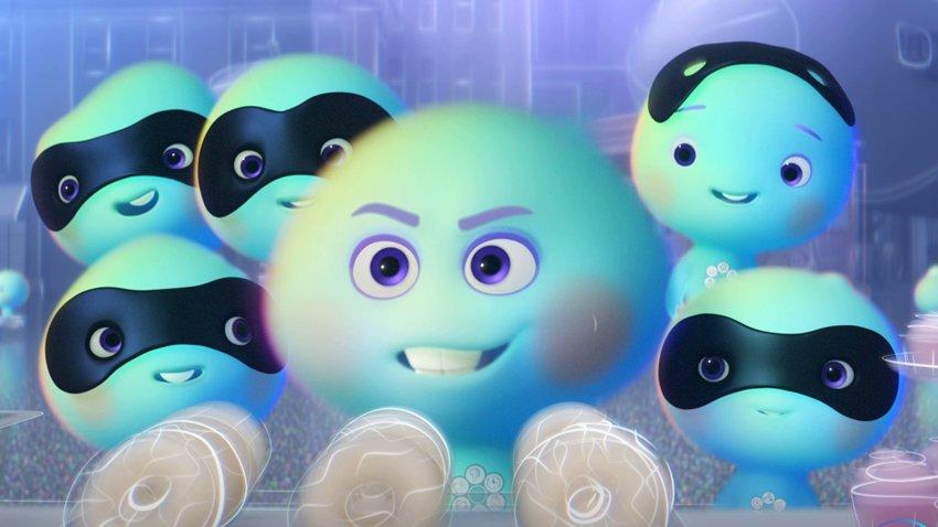 Pixar выпустит короткометражку о том, как 22 подняла восстание в мире душ