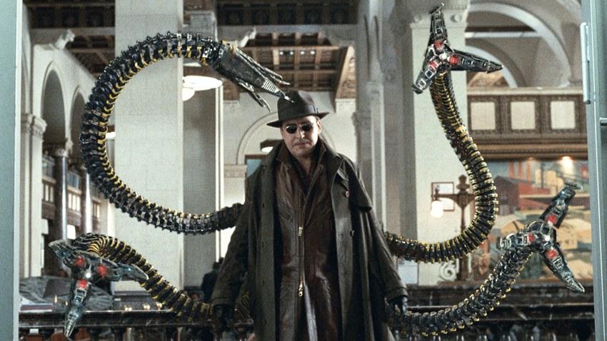 Альфреда Молину омолодят графикой для роли Доктора Осьминога в новой части «Человека-паука»