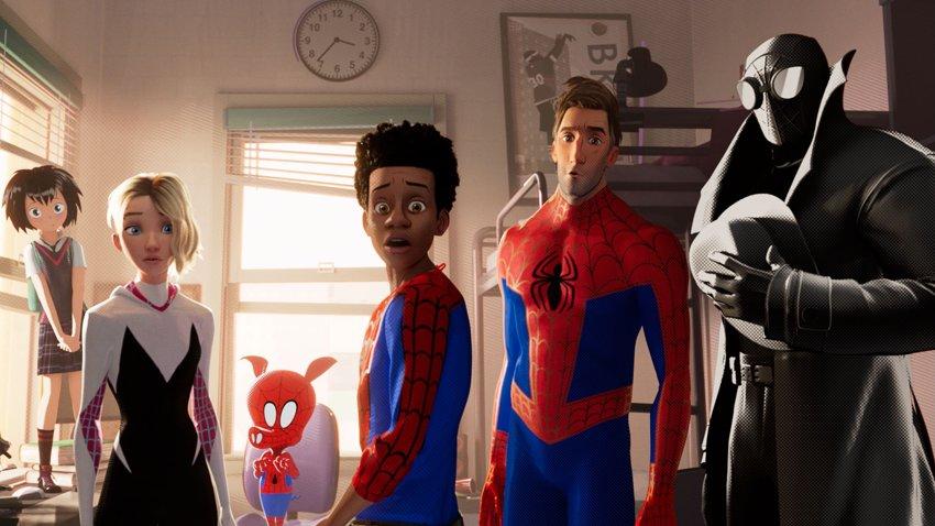 Сиквел «Человека-паука: Через вселенные» обзавелся тремя режиссерами