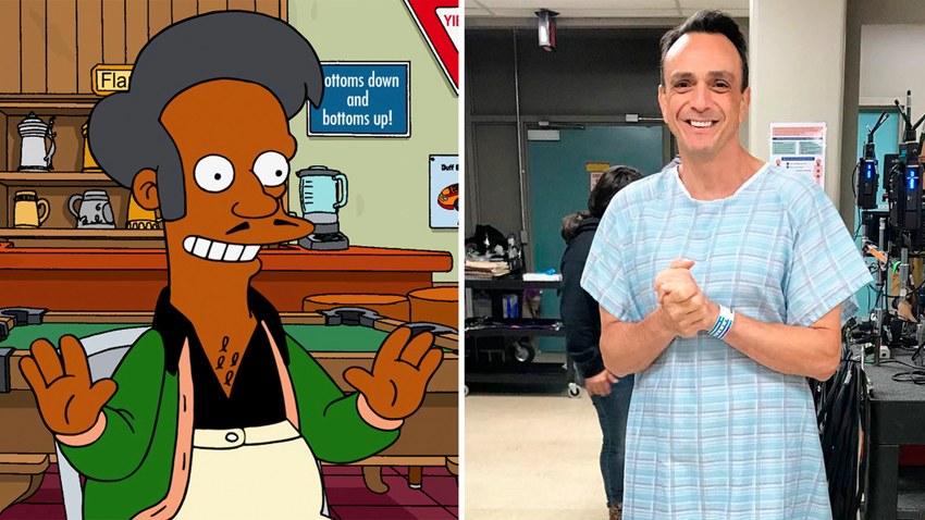 Белый актер, который более 30 лет озвучивал темнокожего Апу из «Симпсонов», извинился за это
