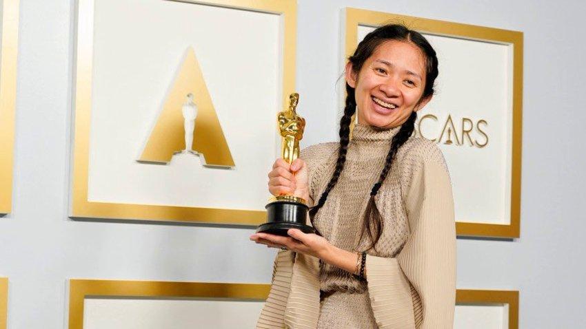 «Земля кочевников» стала триумфатором «Оскара», забрав три статуэтки