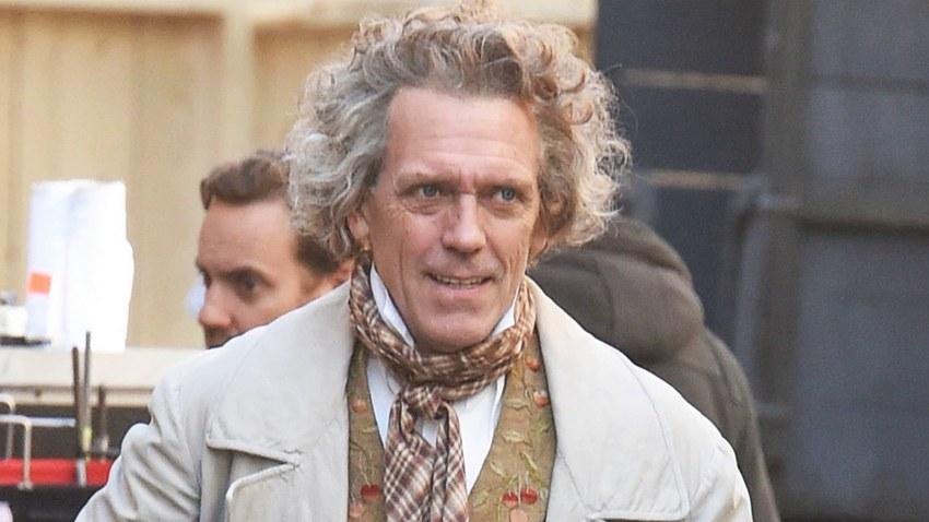 Звезда «Доктора Хауса» Хью Лори экранизирует роман Агаты Кристи «Почему не Эванс?»