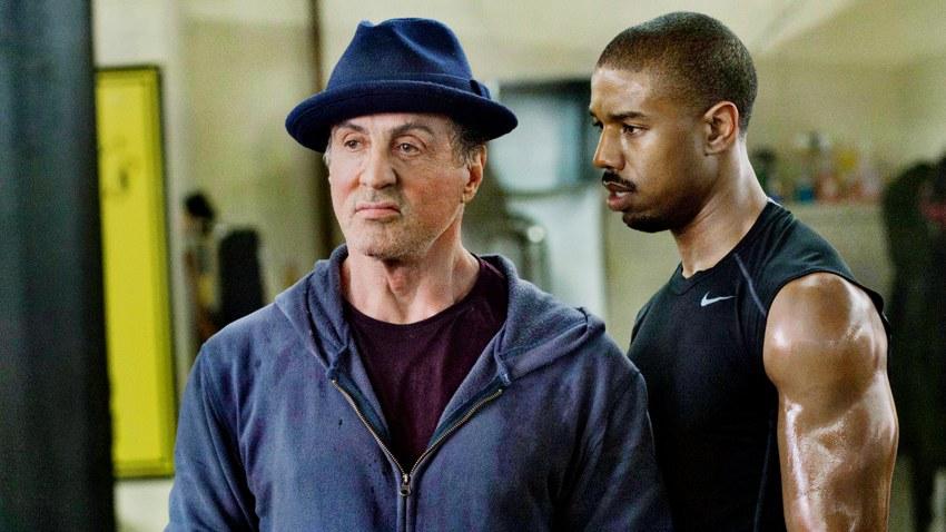 «В Адонисе всегда будет немного Рокки»: Майкл Б. Джордан об уходе Сталлоне из «Крида 3»