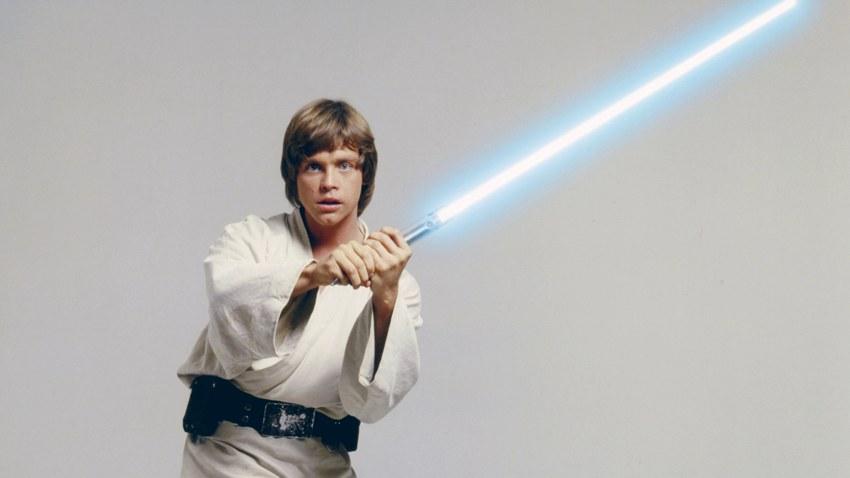 Disney разработал прототип светового меча из «Звездных войн»