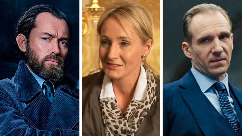 Джоан Роулинг, Джуд Лоу и Рэйф Файнс попросили Путина пустить врачей к Навальному