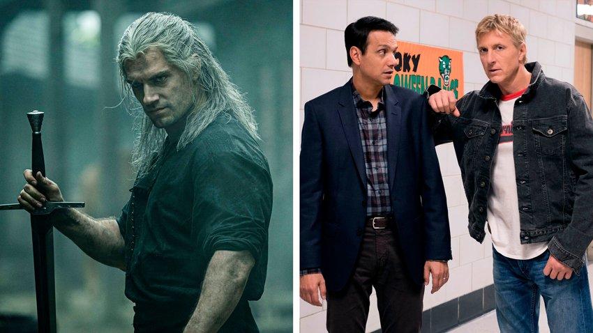 Новые сезоны «Ведьмака» и «Кобра Кай» выйдут к концу 2021 года, как и «Красное уведомление»