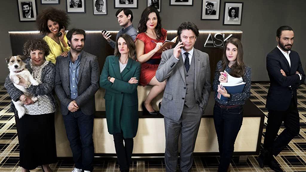 Французский комедийный сериал «Десять процентов» получит британский ремейк от Amazon