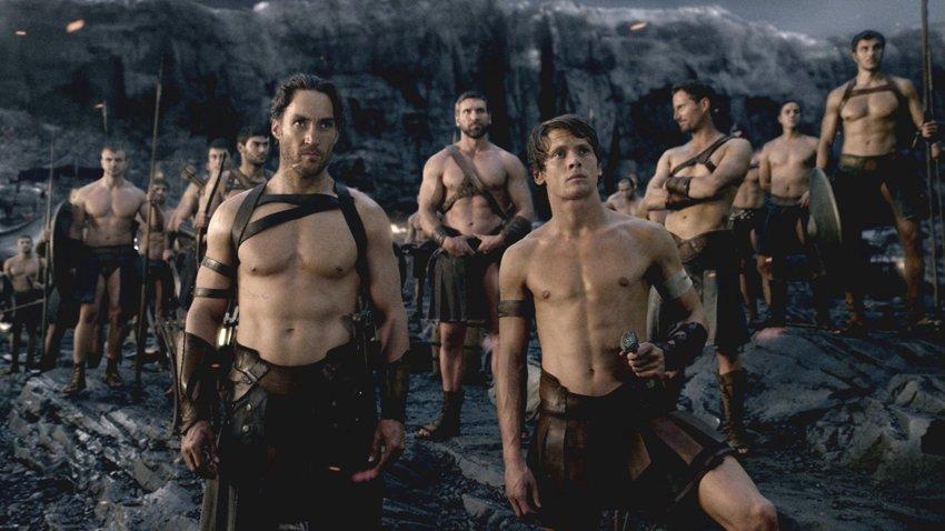 Студия забраковала третью часть «300 спартанцев», хотя сценарий был готов