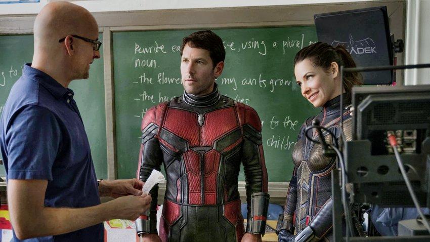 Съемки «Человека-муравья 3» пройдут с использованием революционных технологий «Мандалорца»