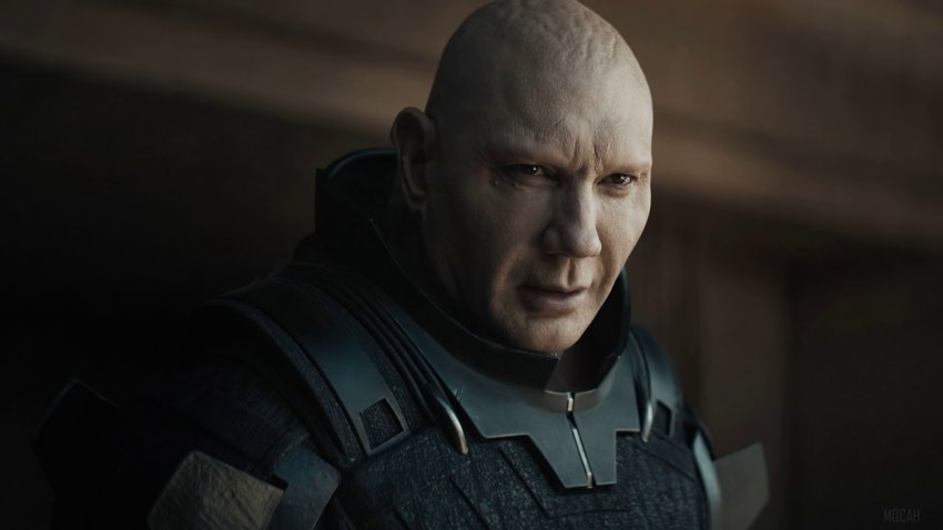 Дэйв Батиста был утвержден на роль в «Дюне» без проб