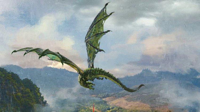 Начались съемки фэнтези «Подземелье драконов»