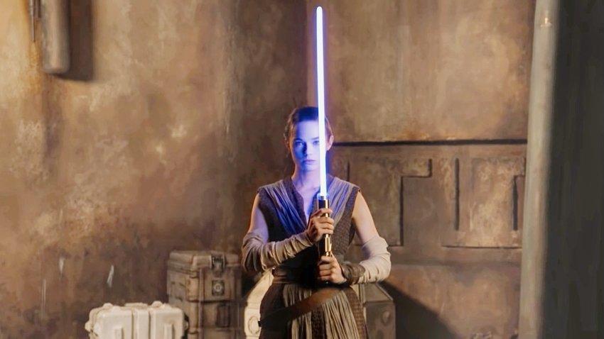 Disney показал работающий прототип джедайского меча