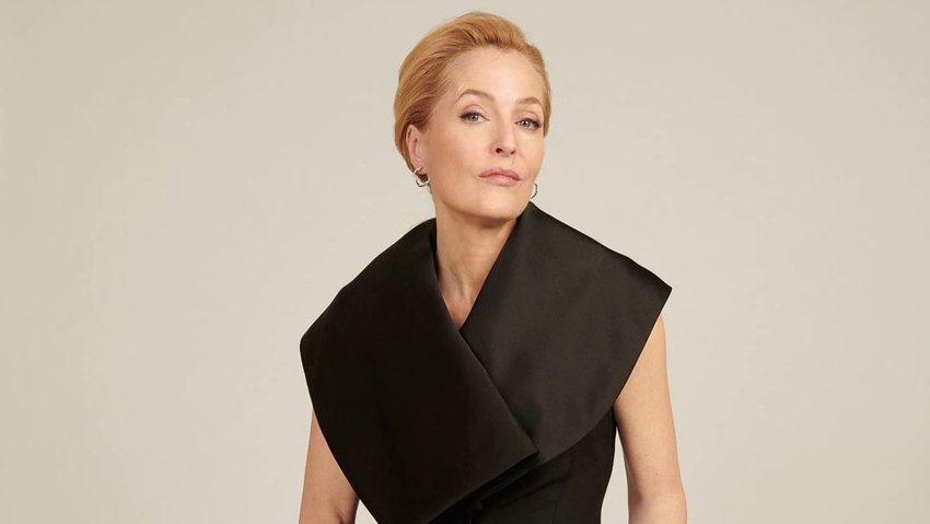 Джиллиан Андерсон сыграет мать Екатерины II во 2 сезоне «Великой»