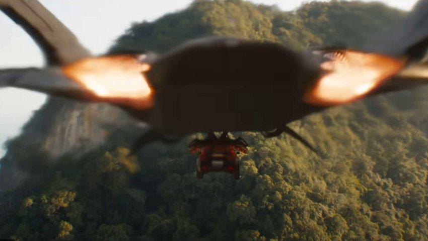 Магнитный самолет для «Форсажа 9» придумал девятилетний ребенок