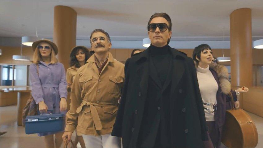 Юэн Макгрегор, наркотики и шикарные женщины в русском трейлере сериала «Холстон»