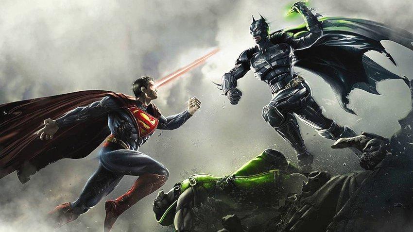Warner Bros. готовит мультфильм по игре Injustice: Gods Among Us