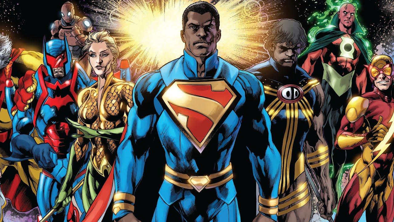 Студия Warner Bros. окончательно решила снять фильм про чернокожего Супермена
