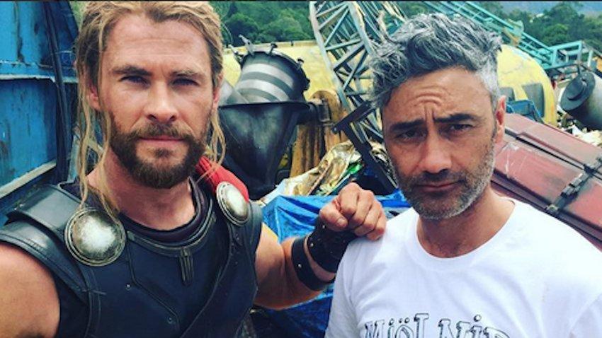 «Тор: Любовь и гром» может стать лучшим фильмом киновселенной Marvel, считает режиссер