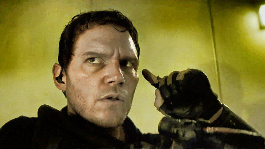 Крис Пратт отправляется в будущее бороться с инопланетянами в трейлере «Войны будущего»