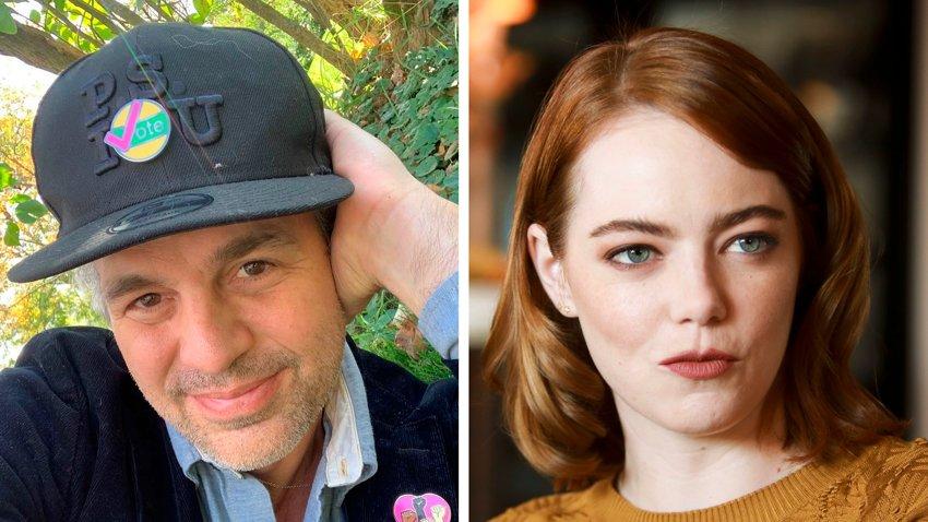 Марк Руффало и Эмма Стоун сыграют в фантастике, похожей на Франкенштейна