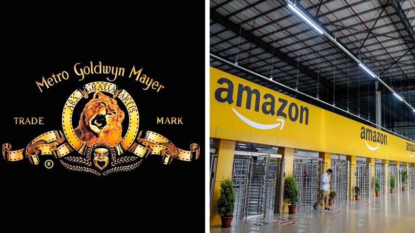 Amazon купил MGM за $8,45 млрд
