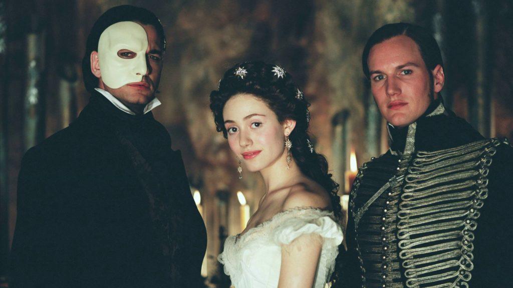 Роман «Призрак оперы» получит современную экранизацию