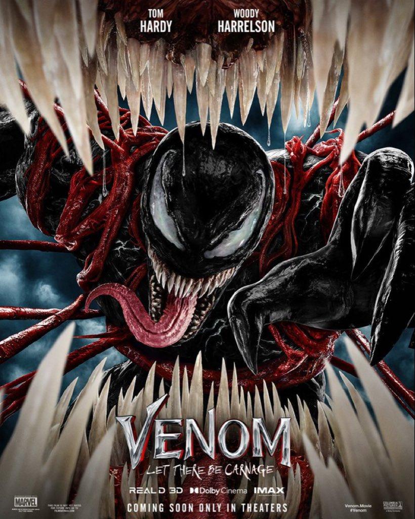 Психопат Вуди Харрельсон получает суперспособности в русском трейлере «Веном 2»