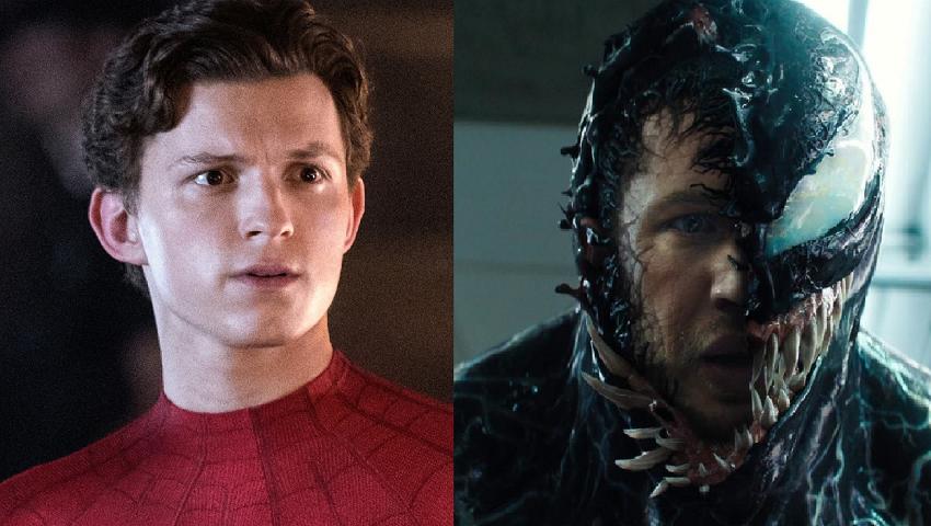 Веном и Человек-паук Тома Холланда появятся в одном фильме