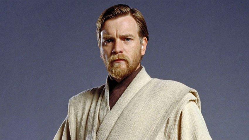 Начались съемки сериала про Оби-Вана. Есть первые фото с площадки
