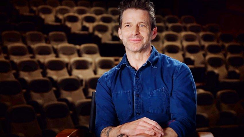 Зак Снайдер снимет научно-фантастический фильм о космических противниках