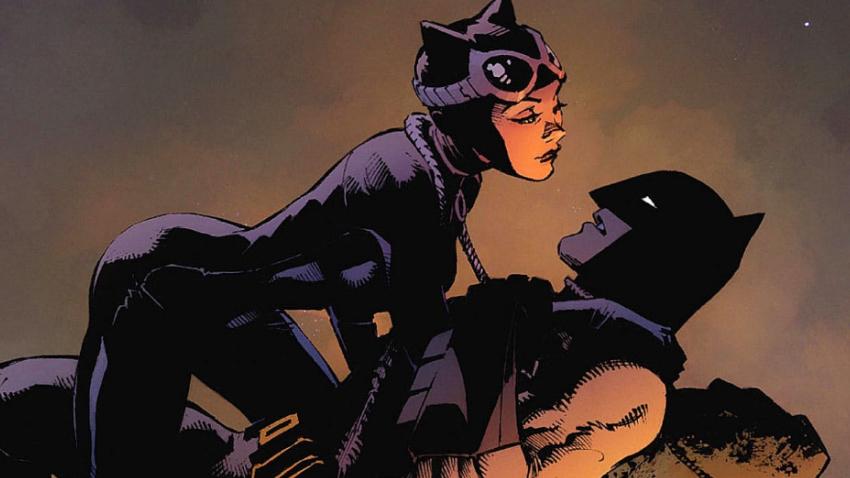 Зак Снайдер поддержал Бэтмена и Женщину-кошку артом их орального секса