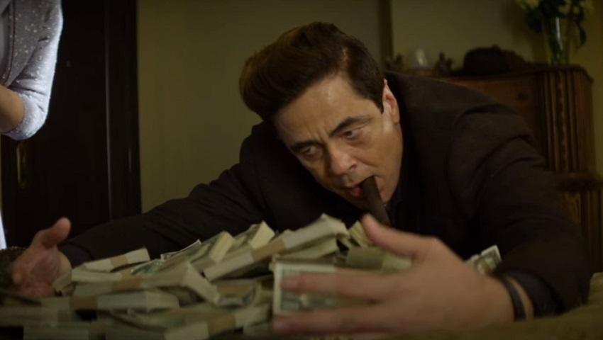 Фильм об ограблении «Без резких движений» от режиссера «11 друзей Оушена» обзавелся трейлером