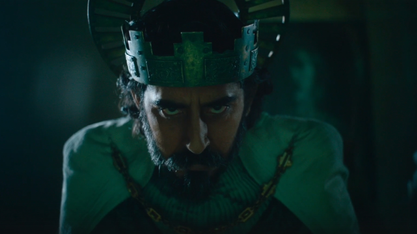 Фэнтези «Легенда о Зеленом рыцаре» обзавелось русским трейлером
