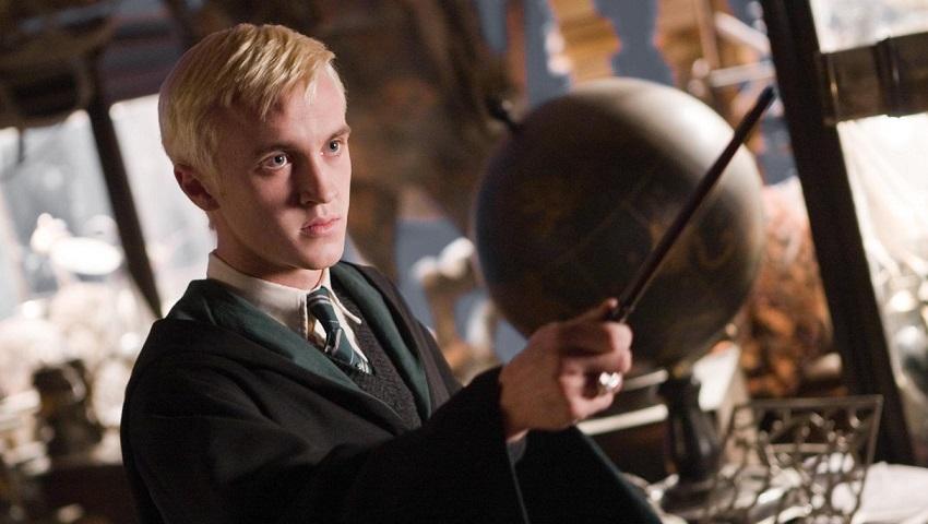 Том Фелтон готов в любой момент повторить роль Драко Малфоя