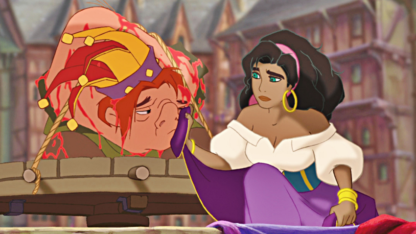 «Горбун из Нотр Дама» рисковал стать первым мультфильмом Disney с недетским рейтингом