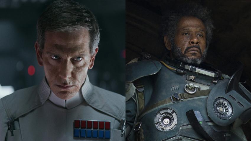 Бен Мендельсон и Форест Уитакер из «Изгоя-один: Звездные войны» появятся в сериале «Андор»