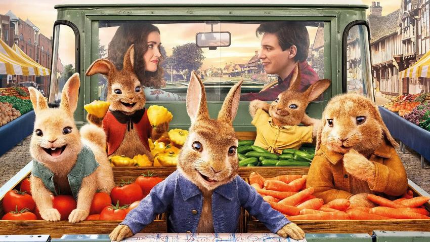 Режиссер и актеры «Кролика Питера» настроены на третью часть