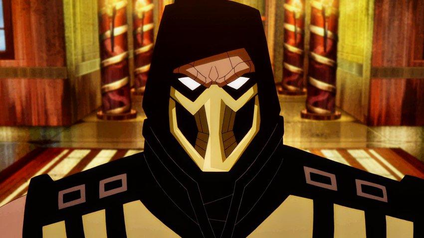 Летом выйдет продолжение мультфильма «Месть Скорпиона» по игре Mortal Kombat
