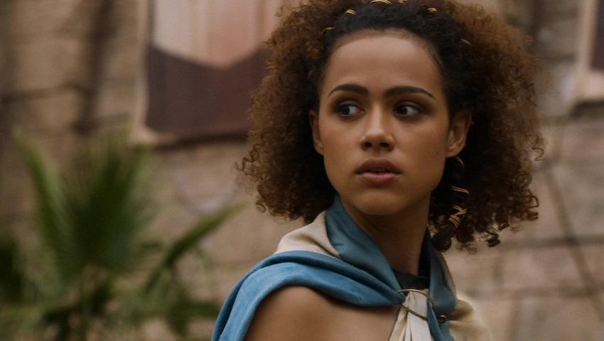 Натали Эммануэль рассказала, как обнаженные сцены в «Игре престолов» создали сложности для ее карьеры