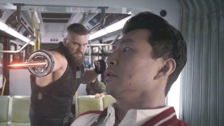 Первый азиатский супергерой в русском трейлере «Шан-Чи и легенда десяти колец»