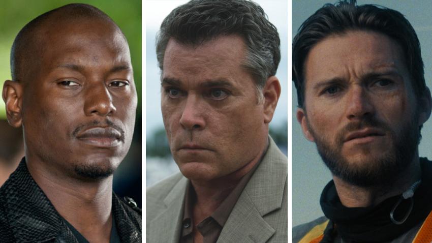 Тайриз Гибсон, Рэй Лиотта и Скотт Иствуд сыграют в триллере о массовых беспорядках против расизма