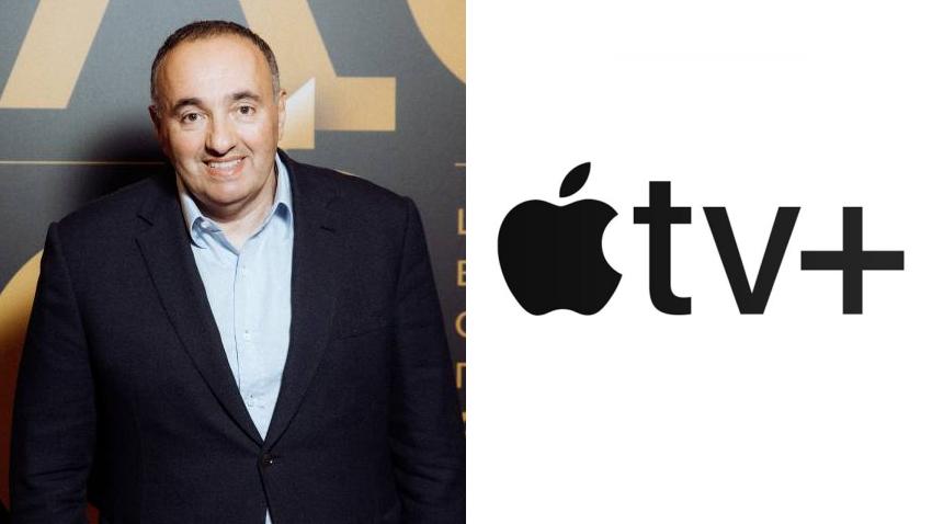 Кинокомпания Александра Роднянского будет снимать сериалы для стриминга Apple TV+