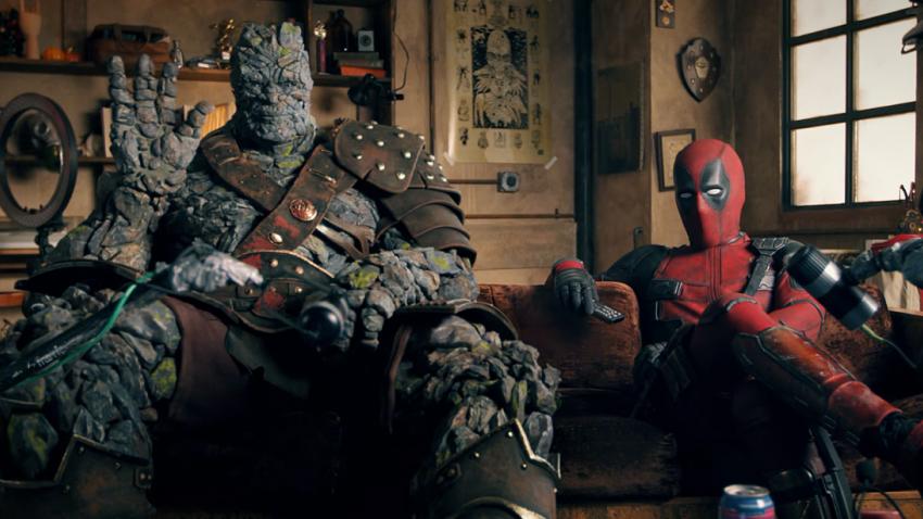 Дэдпул и Корг записали реакцию на трейлер фильма «Главный герой» с Райаном Рейнольдсом
