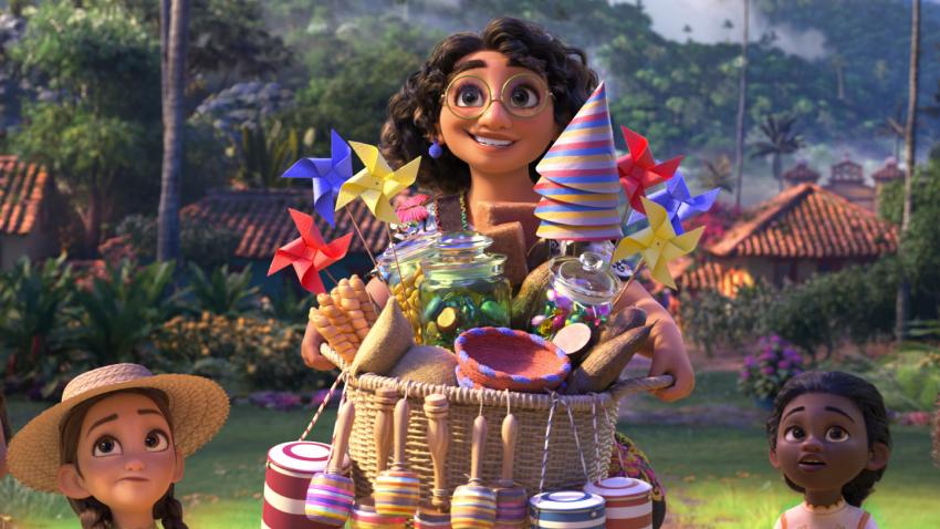 Обделенная магией девочка стремится стать особенной в русском трейлере «Энканто» от Disney
