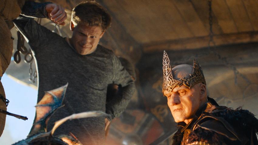 Сказочные герои отправляются в современную Москву в трейлере фильма «Последний богатырь: Посланник тьмы»